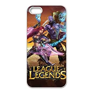 iPhone 4 4s Cell Phone Case White League Of Legends qpay