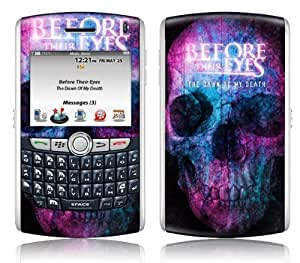 Zing Revolution MS-BTE10067 BlackBerry 8800 Series- 8800-8820-8830- Before Their Eyes- The Dawn Of My Death Skin