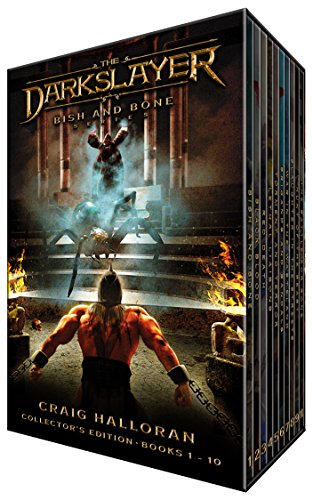 (The Darkslayer: Bish and Bone Collector's Edition (The Darkslayer Series 2, Books 1- 10))