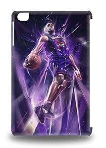 New NBA Toronto Raptors Vince Carter #15 Protective Ipad Mini/mini 2 Classic Hardshell 3D PC Case