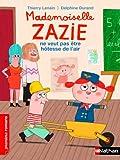 """Afficher """"Mademoiselle Zazie ne veut pas être hôtesse de l'air"""""""