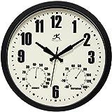 Infinity Instruments Munich 14.25 in. Wall Clock