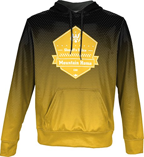 ProSphere Men's Baxter County Sheriff's Office Zoom Hoodie Sweatshirt (Apparel) FC241 - Baxter Product Catalog