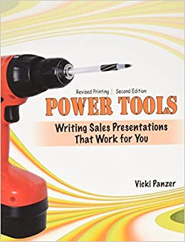 Power Tools: Writing Sales Presentations That Work for You by PANZER VICTORIA (2012-01-06)