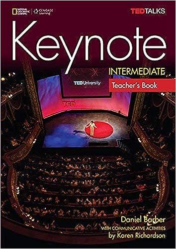 Keynote Intermediate Teacher's book