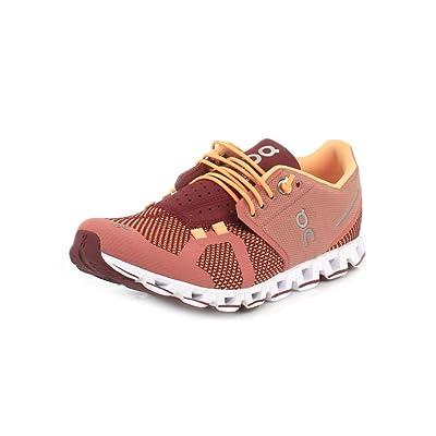 ON Cloud Women's Running Sneakers - Dustrose/Mulberry (9.5, Dustrose/Mulberry) | Running