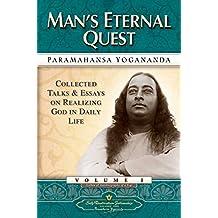 Man's Eternal Quest: 1