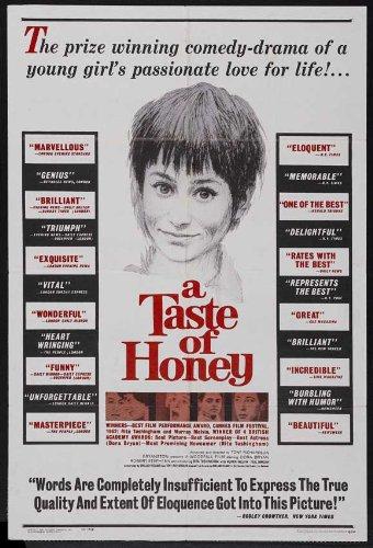 Amazon.com: A Taste of Honey - Movie Poster - 11 x 17 ...