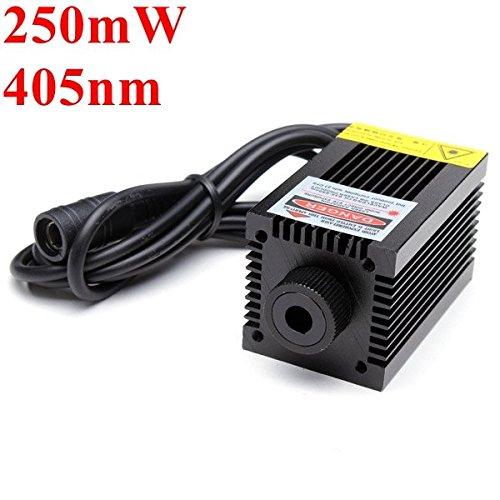 kamoltech-660nm-250mw-red-dot-laser-module-with-holder-for-diy-laser-engraver