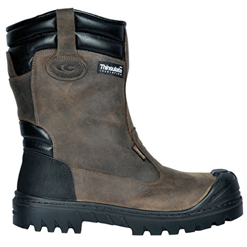 "Cofra 26550 – 000.w42 Talla 42 UK S3 CI HRO SRC ""baranof Zapatos de seguridad, color marrón"