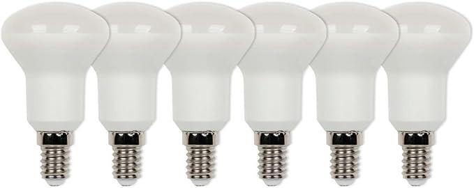 Westinghouse Lighting Bombillas LED Atenuable con Forma R50 E14, 5 ...