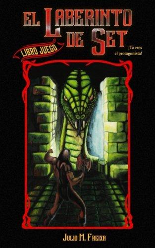 El laberinto de Set: Librojuego para adultos: Amazon.es: Julio M. Freixa: Libros