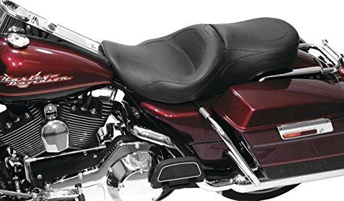 New Mustang Sport Touring Seat - 1997-2007 Harley Davidson FLHR Road King