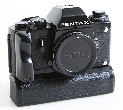 (PENTAX LX 35MM SLR BODY WITH BODY CAP AND LX WINDER)