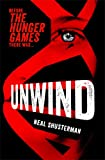 Front cover for the book Unwind by Neal Shusterman