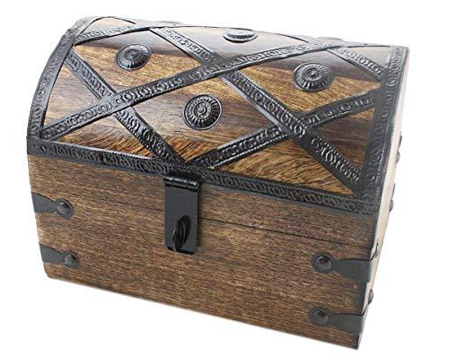 (Axventari Deluxe Pirate Treasure Chest Box 8