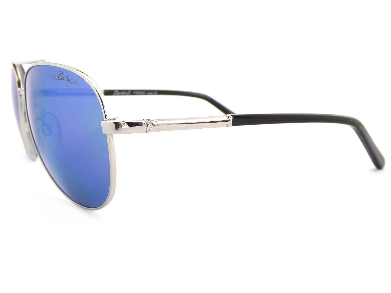 Dune Mirrored Bloc Sunglasses Blue Mirror Aviator Silver 2 Polarized 5ttqxwORp