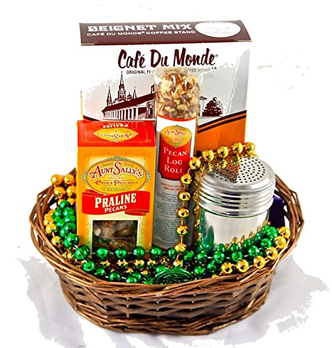 Louisiana Yum Gift Basket! (Louisiana Food Basket Gift)