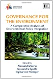 Governance for the Environment, , 1848444109