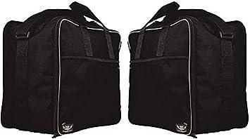 BLACK Pannier Liner Bags for Bmw R1250GS Adventure Gsa Aluminium Luggage Bags GREAT BIKERS GEAR