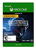 Star Wars Battlefront II: Elite Trooper Deluxe Edition Upgrade - Xbox One [Digital Code]