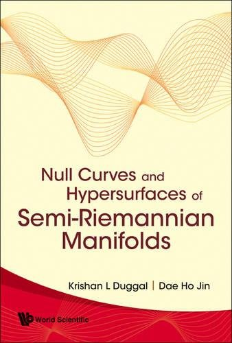 Null Curves and Hypersurfaces of Semi-Riemannian Manifolds