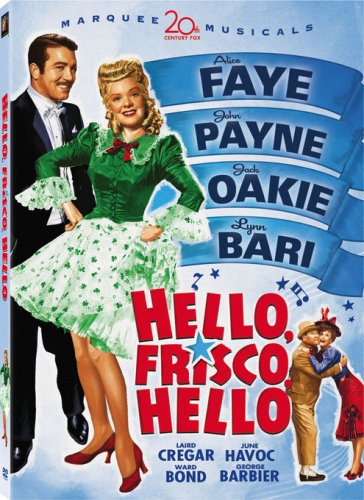 Hello Frisco Hello by FAYE,ALICE