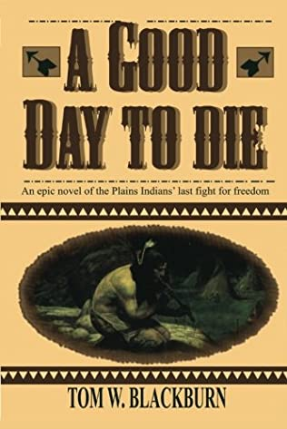 book cover of A Good Day to Die