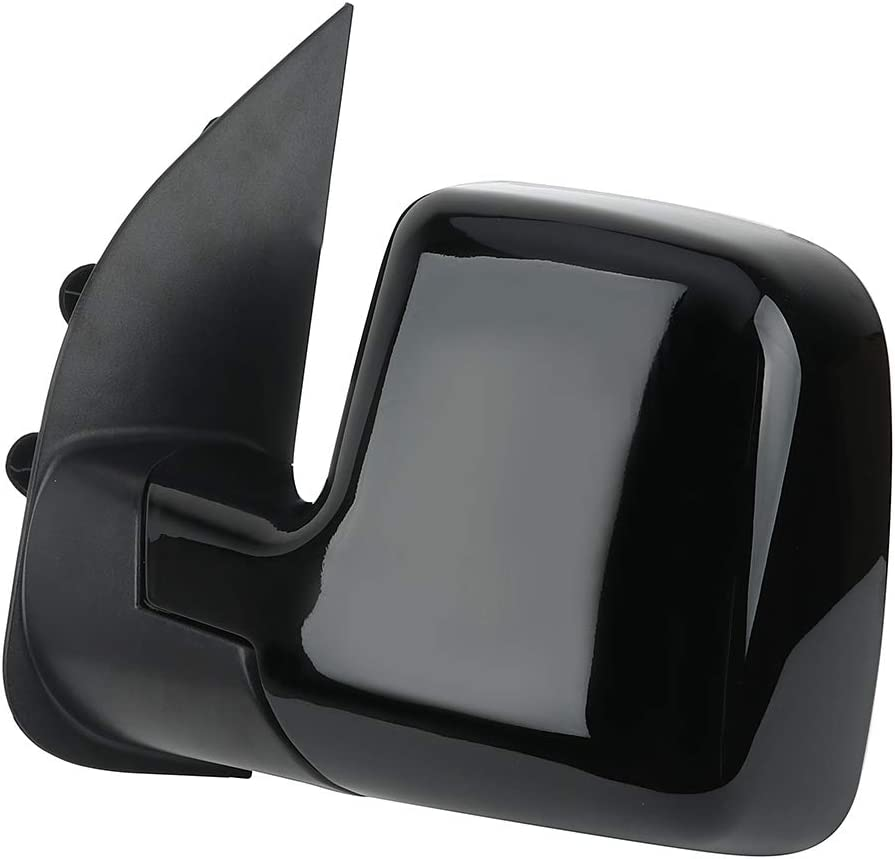 Pair Set SCITOO Foldable Manual Dual Glasses Left Right Side View Mirrors Pair Set fit 02-08 for Ford E150 E250 E350 E450 E550 Van New