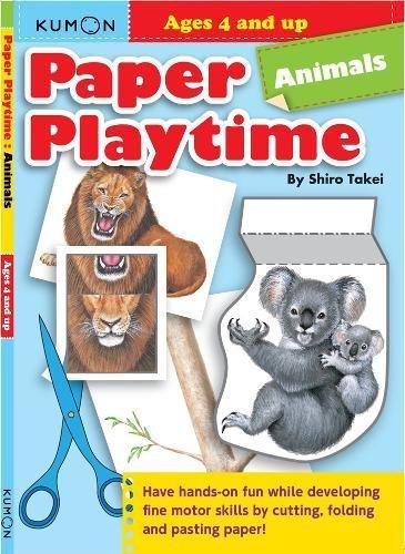 Read Online Paper Playtime Workbooks Animals pdf