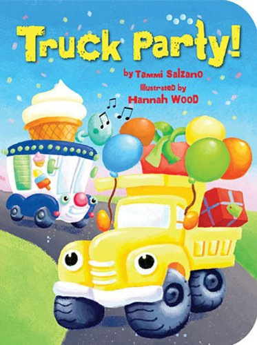 Read Online Truck Party! ebook