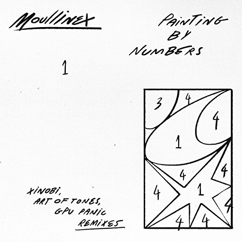 Painting By Numbers Remixes