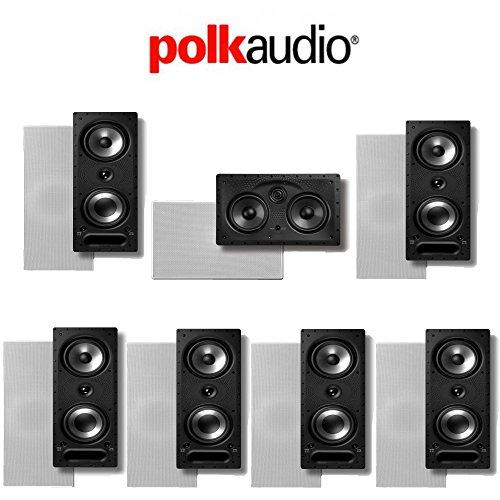 Polk Audio 265-RT 7.0 Vanishing Series In-Wall / In-Ceiling