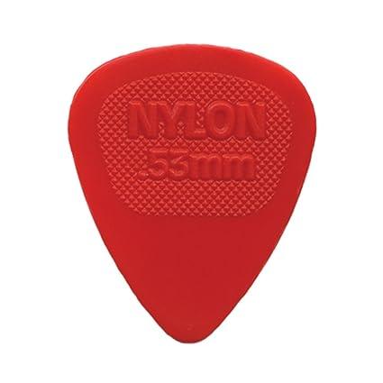 Dunlop Nylon púas de guitarra estándar de Midi: Amazon.es ...