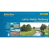 Leine-Heide-Radweg.Von der Leine-Quelle nach Hamburg, 1:50.000,410 km,GPS-Tracks,wetterfest/reißfest (Bikeline Radtourenbücher)