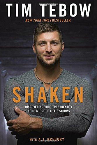 Shaken: Discovering Your True Identity in the Midst of Life's Storms (Christian Book)