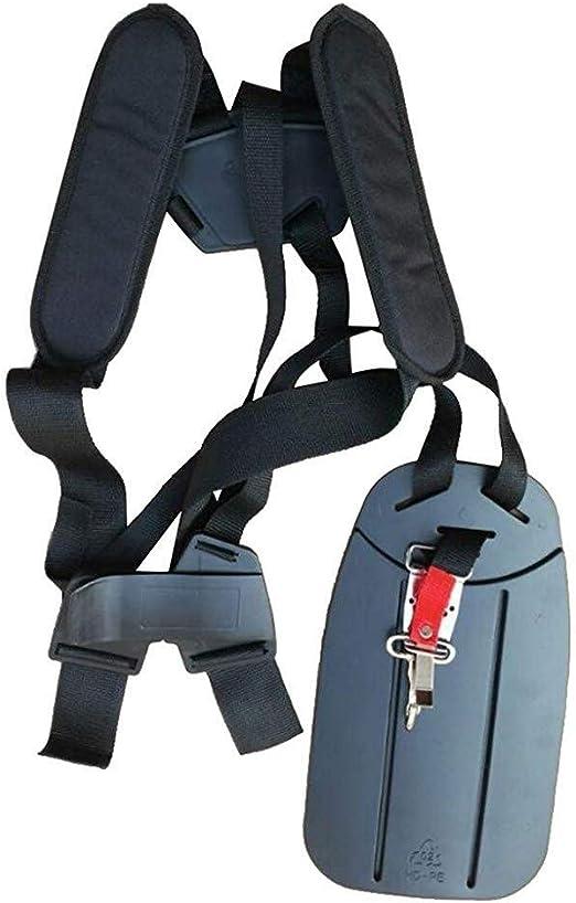 M-Diseño universal Relleno doble hombro la correa del arnés para ...