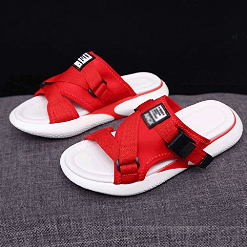 Slippers Ladies Summer Fashion Non-slip Beach Shoes Casual Sports Durable (Size : 7.0) 3vZy1eIvQ