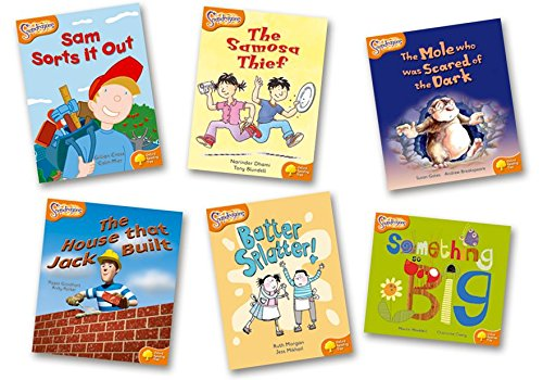 Download Oxford Reading Tree: Stage 6: Snapdragons: Pack (6 Books, 1 of Each Title) ebook