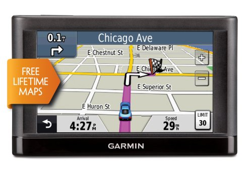Garmin nuvi 42LM 4.3-Inch Portable Vehicle GPS with Lifetime Maps (US), Outdoor Stuffs