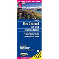 Reise Know-How Landkarte Neuseeland, Südinsel (1:550.000): world mapping project