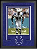 Indianapolis Colts Deluxe 16x20 Vertical Photograph Frame