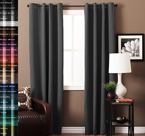 velvet thermal curtains - 6