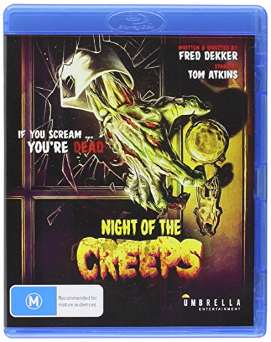 Night of the Creeps (Australia - Import)