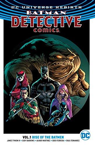 Batman: Detective Comics Vol. 1: Rise of the Batme…