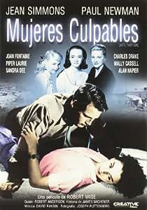 Mujeres Culpables [DVD]