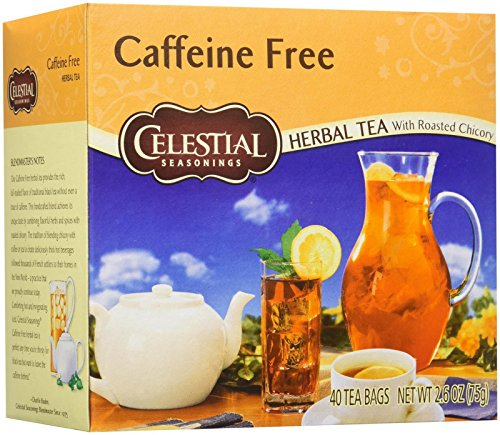 (Celestial Seasonings Caffeine Free Herbal Tea Bags - 40 ct)