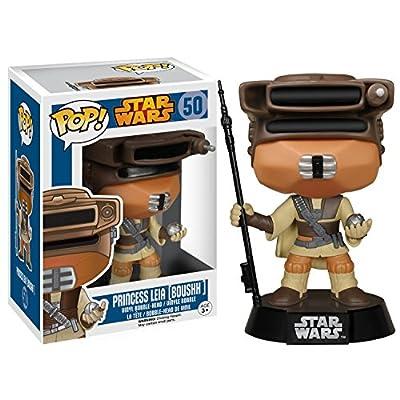 Star Wars Boushh Leia Pop! Vinyl Bobble Head: Toys & Games