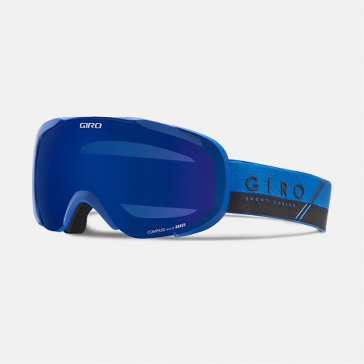 Giro Compass Medium Fitting Snow Goggle New