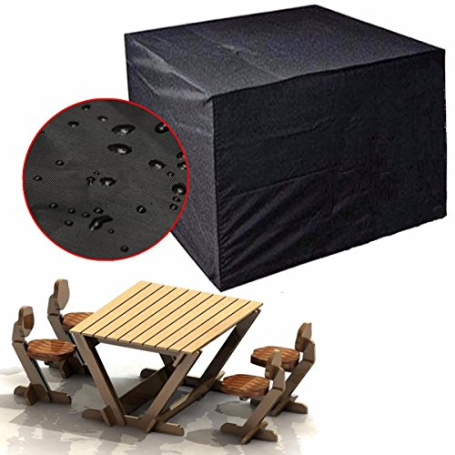Alphabet Casting Mold (120x120x74cm Garden Outdoor Furniture Waterproof Breathable Dust Cover Table)